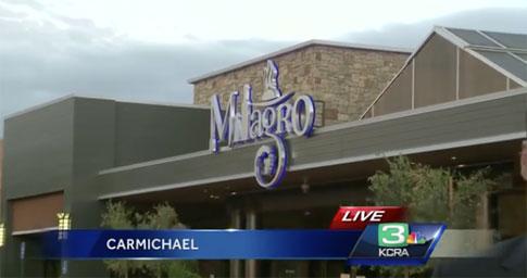 Milagro Centre Carmichael KCRA TV Sacramento
